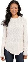 Nic+Zoe NIC & ZOE Women's Heathered Sky Top T-Shirt XL (US 16)
