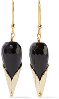 Rosantica Calle Gold-tone Beaded Earrings - one size