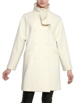 Valentino Wool Cloth Pea Coat