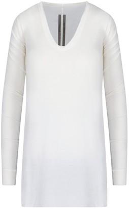 Rick Owens Long-Sleeved T-Shirt