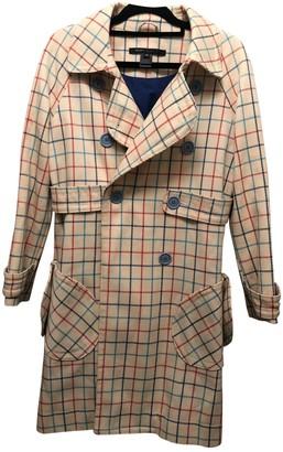 Marc by Marc Jacobs Beige Wool Coats