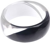Deco Lucite Bangle