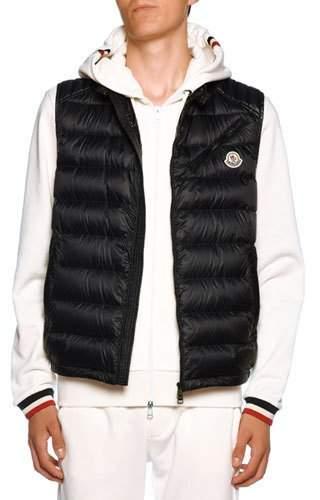 945fabcc9 Men's Arv Zip-Front Puffer Vest