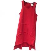 Givenchy Red Viscose Dress