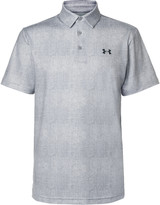 Under Armour - Playoff Mélange Polo Shirt