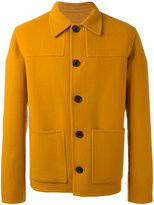 Ami Alexandre Mattiussi Unstructured Buttoned Jacket