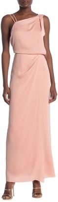 Reiss Ostia Strappy Maxi Dress
