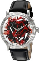 Marvel Daredevil Men's W002535 Daredevil Analog Display Analog Quartz Black Watch