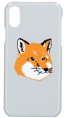 MAISON KITSUNÉ Fox case for iPhone X