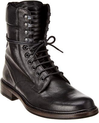 Rag & Bone Spencer Military Leather Boot
