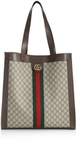 Gucci Supreme Large Shopper Tote & Pouch