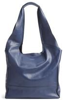 Rag & Bone Walker Leather Tote - Blue