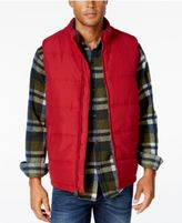 Weatherproof Vintage Men's Big and Tall Puffer Vest, Classic Fit