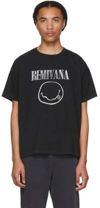Remi Relief Black Remivana Smile T-Shirt