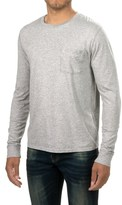 Threads 4 Thought Pocket Shirt - Organic Cotton, Long Sleeve (For Men)