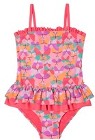 Hula Star Toddler Girl's Butterfly Cutie One-Piece Swimsuit
