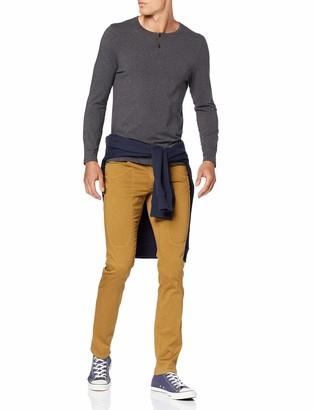 Jeckerson Men's 5pkts Patch Slim Jeans