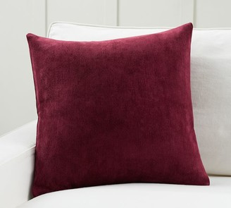Pottery Barn Lucia Chenille Pillow Covers