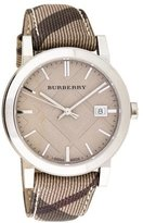 Burberry Check Watch w/ Tags