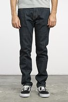 RVCA Men's Slim Fit Daggers Denim