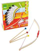 Vilac Bow and Arrow with Target Box