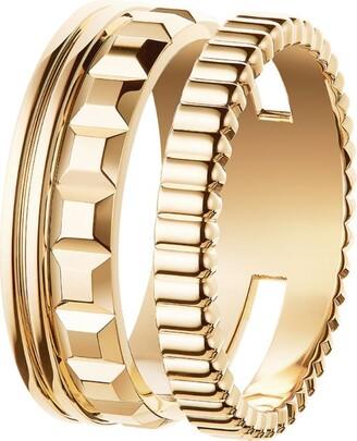 Boucheron Yellow Gold Quatre Radiant Edition Ring