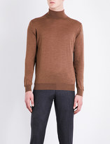 Corneliani Turtleneck wool jumper