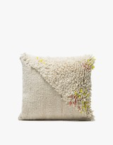 Minna Split Shag Pillow 16x16