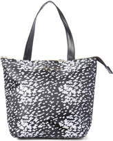 Tricoastal Design Black & White Abstract Insulated Lunch Tote