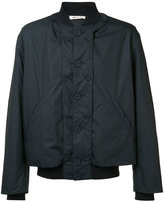 Marni techno poplin reversible bomber - men - Cotton/Polyamide - 50