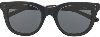 Polo Ralph Lauren Circle Frame Sunglasses