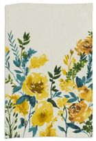 "Sur La Table Floral Linen Kitchen Towel, 28"" x 18"""
