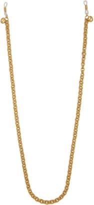 Gucci Gold Sunglasses Chain