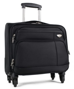 """American Green Travel Franklin 17"""" Carry-On Spinner Computer Briefcase"""