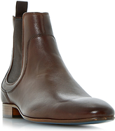 Bertie Maple Leather Chelsea Boots