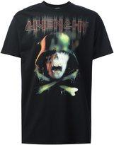 Givenchy skull and crossbones print T-shirt