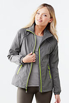 Classic Women's Active Convertible Jacket-Black