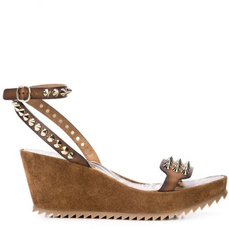Pedro Garcia Felda Studded Sandals