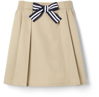 French Toast Girls 4-20 Bow Front Skort