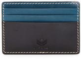 J.fold J-Fold Shelby Flat Stash Leather Card Wallet