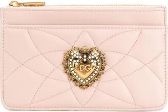 Dolce & Gabbana medium Devotion cardholder