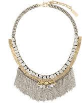 Rada' Radà rhinestone embellished short necklace
