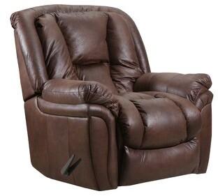 Great Falls Power Recliner Lane Furniture Upholstery Color: Vintage, Reclining Type: Manual, Motion Type: Rocker