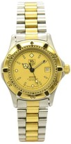 Tag Heuer 2000 Professional 200 964.008 Stainless Steel & Gold Plated Quartz 27mm Women