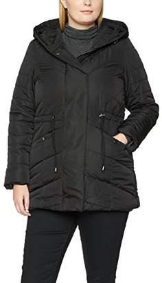 Evans Women's Soft Hood Padded Coat