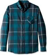 Oakley Men's Long Sleeve Shred Woven Shirt
