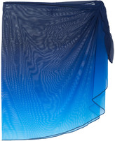 Miraclesuit Plus Size Ombre sarong
