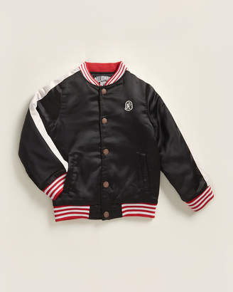 Billionaire Boys Club Boys 4-7) Souvenir Bomber Jacket
