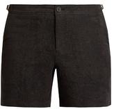 Orlebar Brown Bulldog Terry-towelling Cotton Shorts