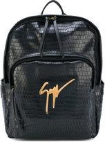 Giuseppe Zanotti Design Cary backpack
